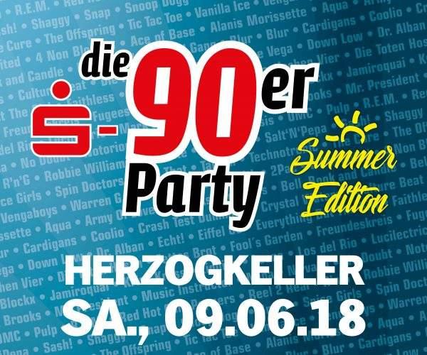 90er-Party