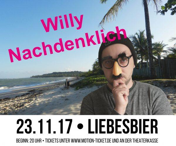 Willy Nachdenklich